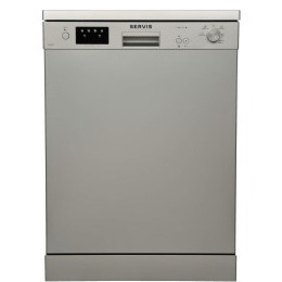 Servis DT6549S 12 Place Freestanding Dishwasher Silver Reviews