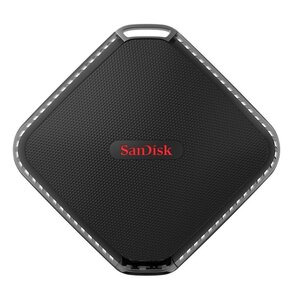 Photo of SanDisk Extreme 500 Portable SSD (120GB) Hard Drive