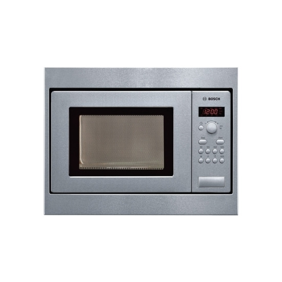 Bosch HMT75M551B Compact microwave oven brushed steel