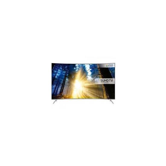 Samsung UE55KS7500 55 Inch Smart 4K SUHD Curved HDR LED TV 2200PQI
