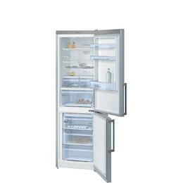 Bosch KGN36XI35G Stainless steel Freestanding frost free fridge freezer Reviews