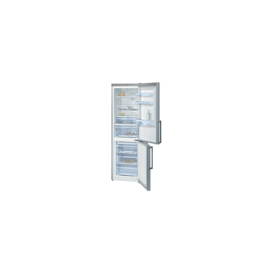Bosch KGN36XI35G Stainless steel Freestanding frost free fridge freezer