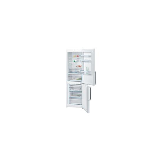 Bosch KGN36XW35G White Freestanding frost free freezer