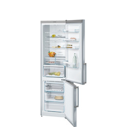 Bosch KGN39XL35G Stainless steel look Freestanding frost free fridge freezer Reviews