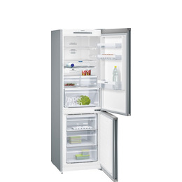 Siemens KG36NVI35G Stainless steel Freestanding frost free fridge freezer Reviews