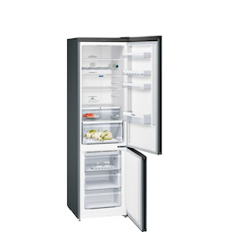 Siemens KG39NXB35G Stainless steel Freestanding frost free fridge freezer Reviews