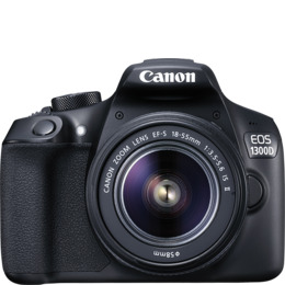 Canon EOS 1300D Reviews