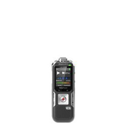 Philips DVT6010 8GB Digital VoiceTracer Audio Recorder -Silver / Grey Reviews