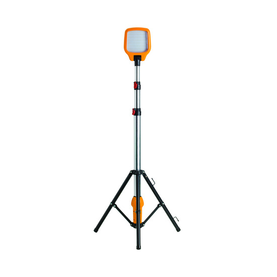 Defender E712678 LED Task Light with Telescopic Tripod 240V