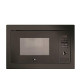 CDA VM130BL Black Built in classic 600mm microwave oven