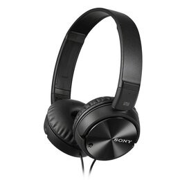Sony MDR ZX110NA Noise-Cancelling Full-Size Headphones - Black Reviews