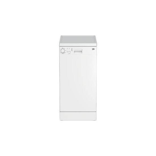 Beko DFS05010W Slimline Dishwasher