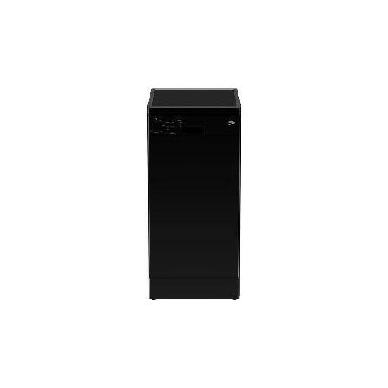 Beko DFS05010B Slimline Dishwasher