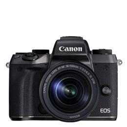 Canon EOS M5 + EF-M 18-150mm f/3.5-6.3 IS STM Lens Reviews