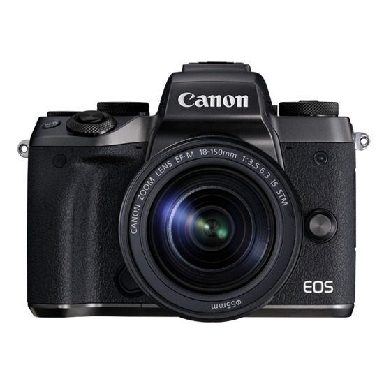 Canon EOS M5 + EF-M 18-150mm f/3.5-6.3 IS STM Lens