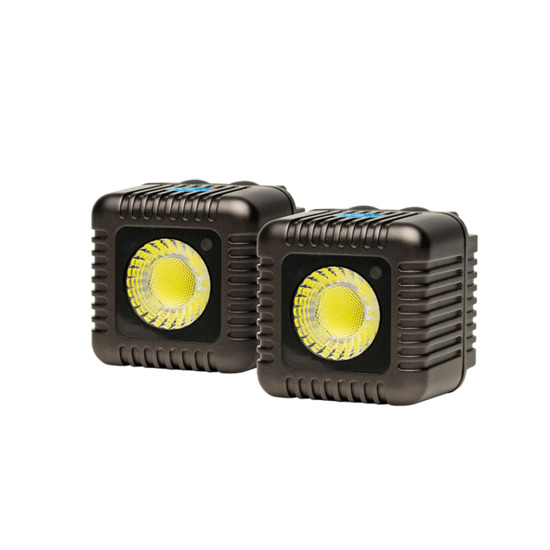 Lume Cube LED Light Dual Cube - Gunmetal Grey
