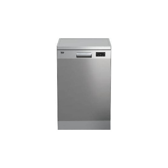 Beko DFN15X10X Fullsize Dishwasher Stainless Steel