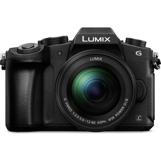 Panasonic Lumix DMC-G80 + 12-60mm Lens