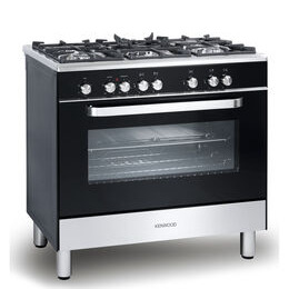 Kenwood CK305 1 Dual Fuel Range Cooker Reviews