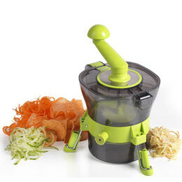 Spudnik Spiralizer - Green Reviews