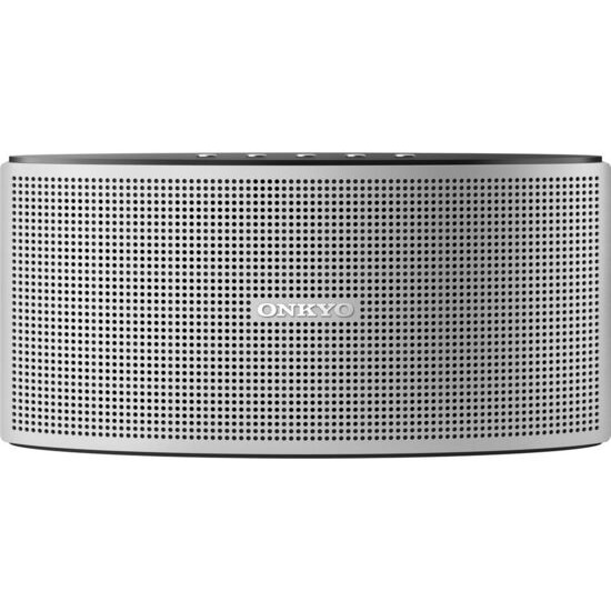 ONKYO X3 Portable Bluetooth Wireless Speaker - Silver