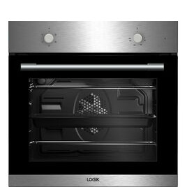 LOGIK LBFANX16 Electric Oven Stainless Steel Reviews