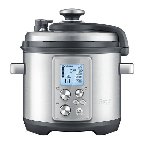 by Heston Blumenthal Fast Slow Pro Pressure/Slow Cooker