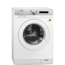 AEG L79485FL Washing Machine - White Reviews