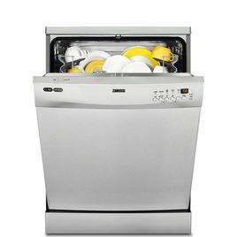 Zanussi ZDF26001XA Full-size Dishwasher - Stainless Steel Reviews