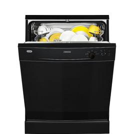 Zanussi ZDF21001NA Full-size Dishwasher - Black Reviews