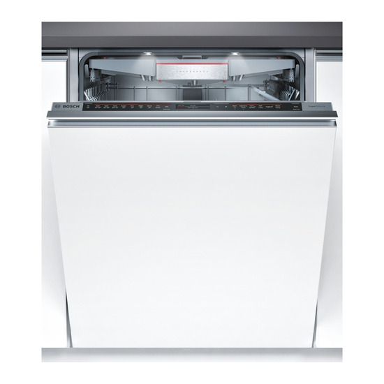 Bosch SMV88TD00G Full-size Integrated Dishwasher