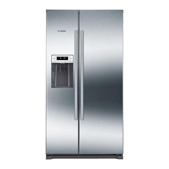 Bosch KAI90VI20 American-Style Fridge Freezer - Stainless Steel
