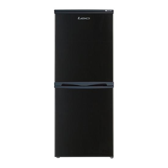 LEC T5039B 50/50 Fridge Freezer - Black