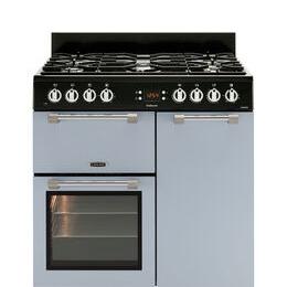 Cookmaster 90 Dual Fuel Range Cooker Blue Reviews
