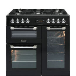 Cuisinemaster CS90F530K Dual Fuel Range Cooker Chrome Reviews