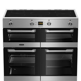 Cuisinemaster CS100D510X Electric Induction Range Cooker Stainless Steel Reviews