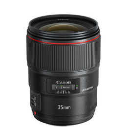 Canon EF 85 mm f/1.4L IS USM Standard Prime Lens
