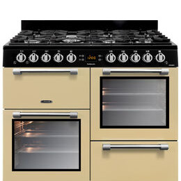 Cookmaster CK100G232C 100 cm Dual Fuel Range Cooker Cream Chrome Reviews