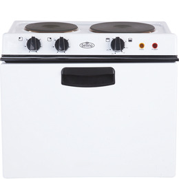 Belling Ba121R Electric Tabletop Cooker - White Reviews