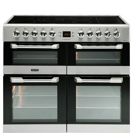 Cuisinemaster CS100C510X 100 cm Electric Range Cooker Stainless Steel Reviews