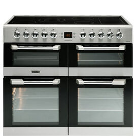 Cuisinemaster CS100C510X 100 cm Electric Range Cooker Stainless Steel Reviews