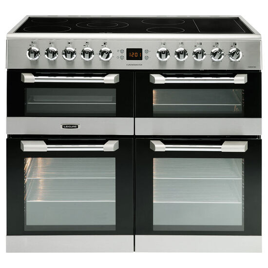 Cuisinemaster CS100C510X 100 cm Electric Range Cooker Stainless Steel