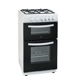 LOGIK LFTG50W16 50 cm Gas Cooker Reviews