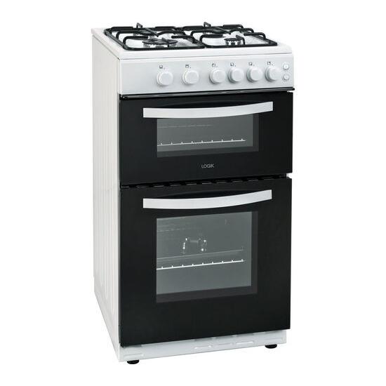 LOGIK LFTG50W16 50 cm Gas Cooker