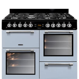 Cookmaster CK100F232B Dual Fuel Range Cooker Blue Reviews
