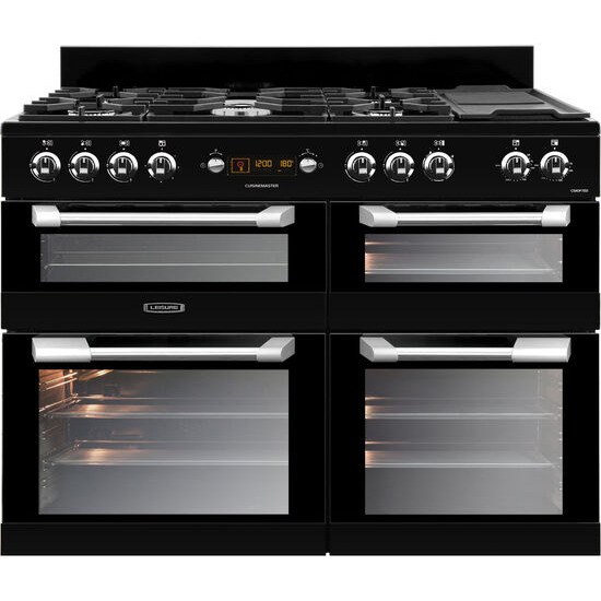 Cuisinemaster CS110F722K 110 cm Dual Fuel Range Cooker
