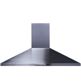 UH 100 Chimney Cooker Hood - Stainless Steel Reviews