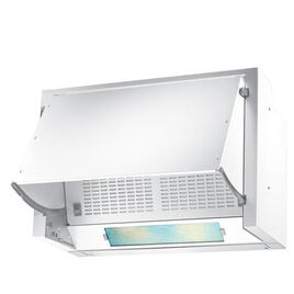 Candy CBP612/1W Integrated Cooker Hood - White Reviews