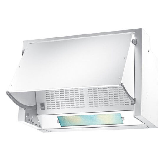 Candy CBP612/1W Integrated Cooker Hood - White