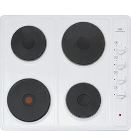 New World NWSHU60 Electric Hob - White Reviews